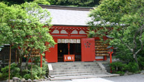 Egara Tenjinsha Shrine